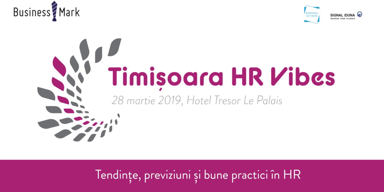 28 martie – BusinessMark te asteapta la HR Vibes