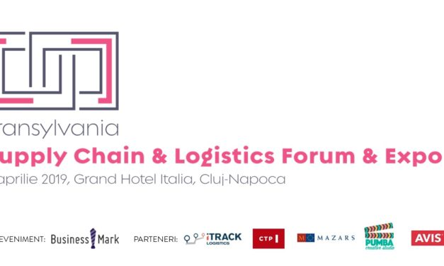 4 aprilie, Supply Chain & Logistics Forum & Expo