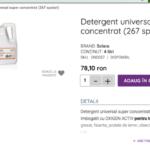 3 motive sa alegi detergenti ecologici