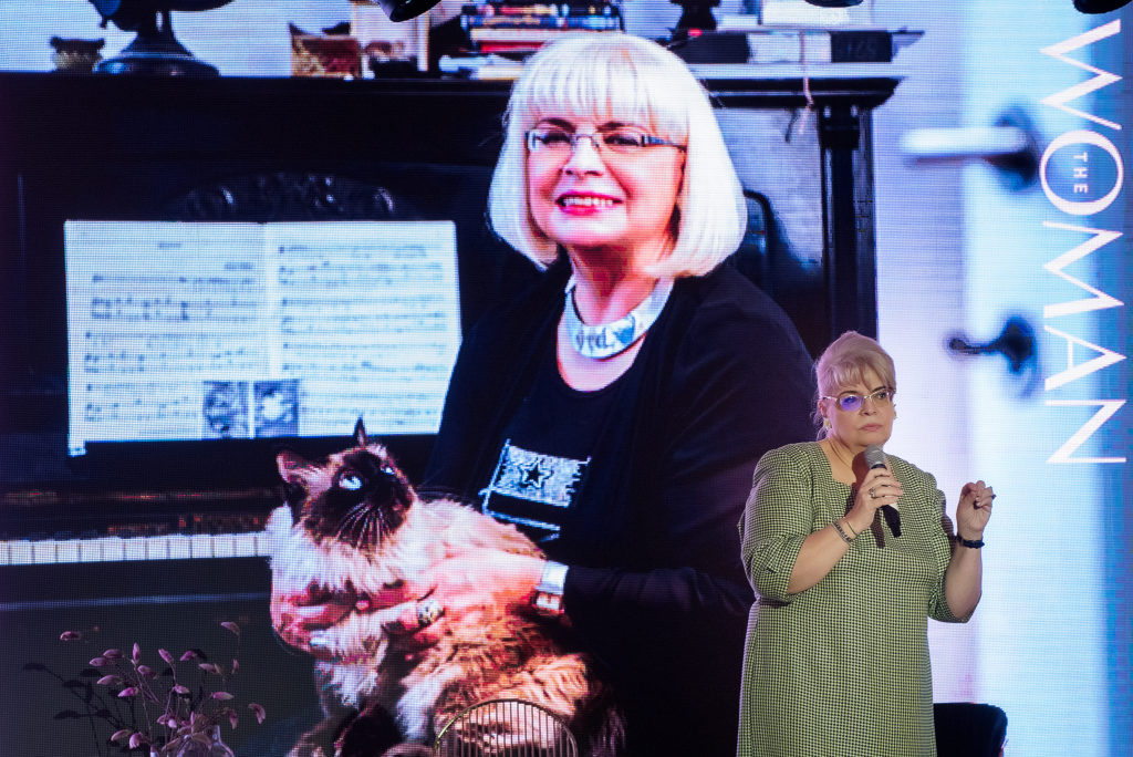The Woman Leadership Conference - Irina Margareta Nistor -© Cosmin Macavei