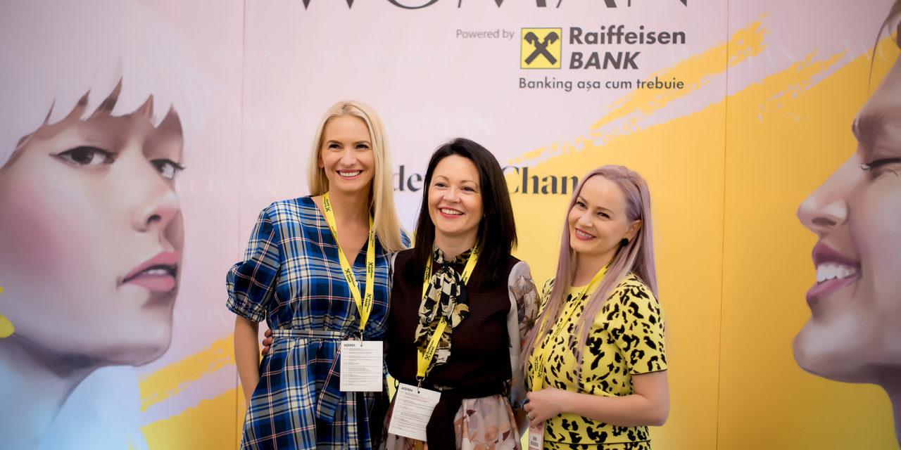 Comunitatea The Woman s-a reunit in 28 martie la Conferinta de Leadership Feminin