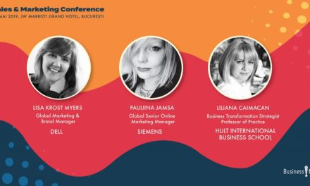 24 mai 2019 – Sales & Marketing Conference