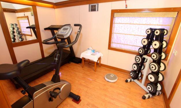 Iata cele mai apreciate aparate fitness pentru antrenamentele de acasa!