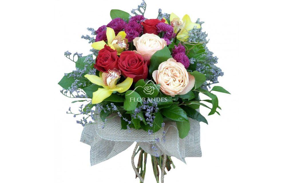 Ce buchete de trandafiri oferi in dar la cununia civila