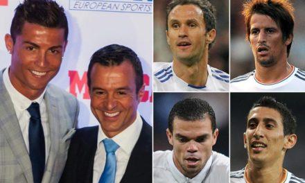 Puterea impresarilor de fotbaliști