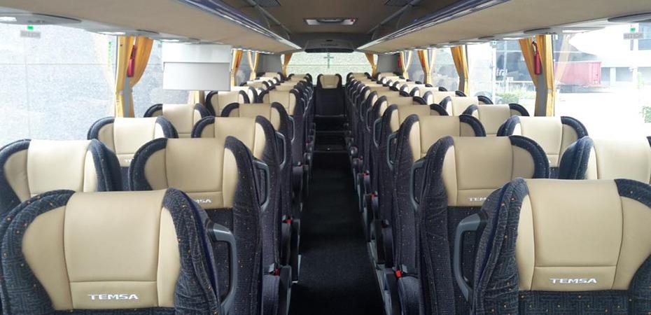 interior autocar business