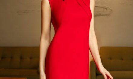 Poarta rochii office ZONIA ! Colectia de vara include modele fabuloase, chiar si pentru marimi mari