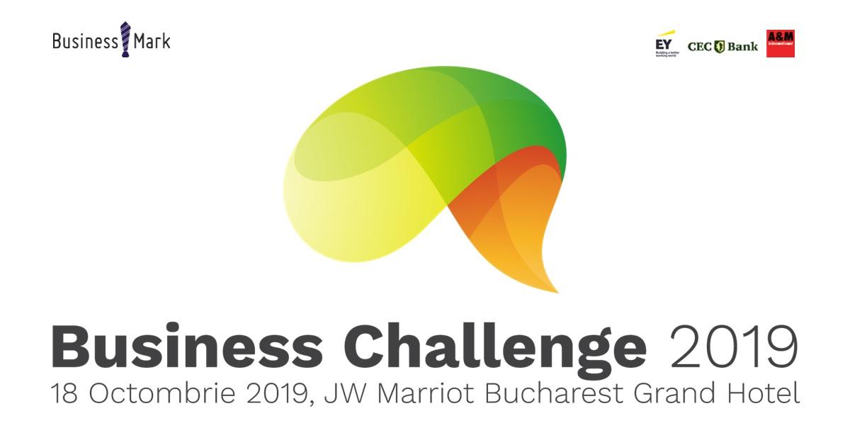 BUSINESS CHALLENGE 2019, București