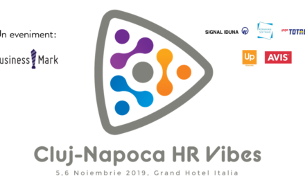 5-6 noiembrie 2019: Feel the HR VIBES la Cluj-Napoca!