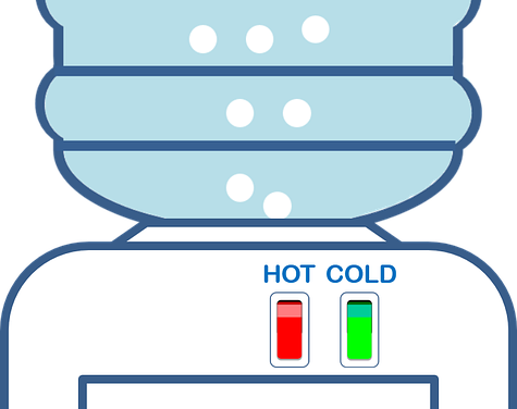 Beneficiile unui watercooler la tine acasă pe timp de iarnă