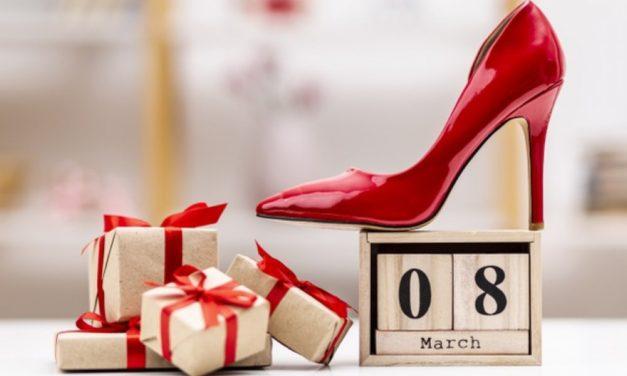 8 Martie, o ocazie deosebita si o oportunitate de a oferi cadouri femeilor